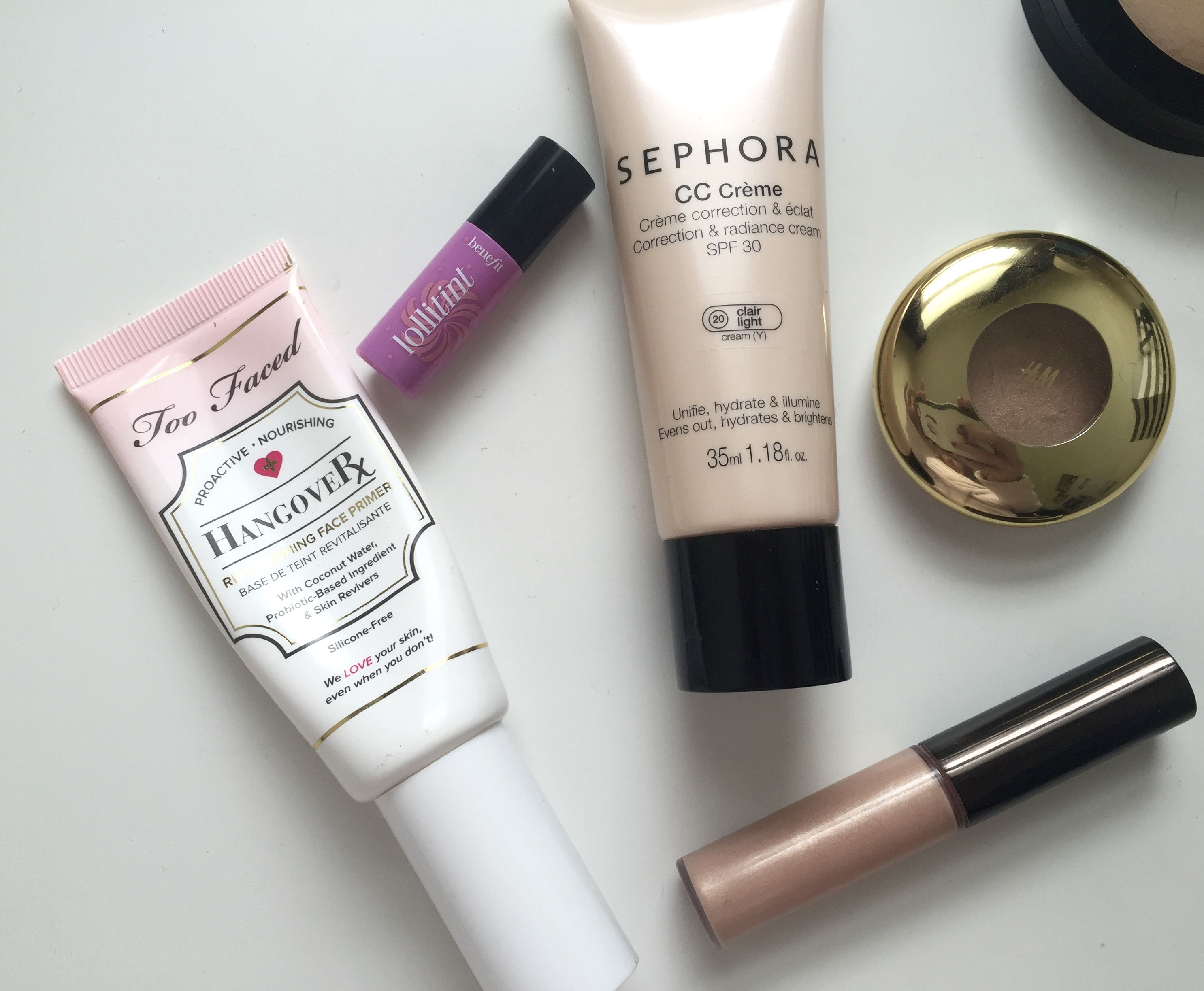 Top 5 Spring Beauty Products | Born To Be Bright